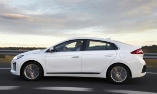 Fotos Hyundai Ioniq Hybrid - Foto 3