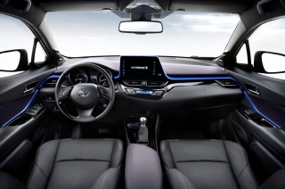 Fotos interior Toyota C-HR - Foto 4
