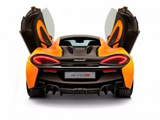Fotos McLaren 570S Coupé - Foto 4