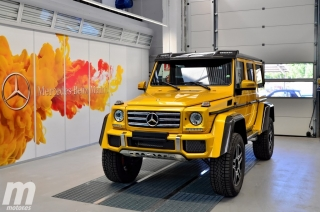 Fotos Mercedes G 500 4×4² - Foto 1