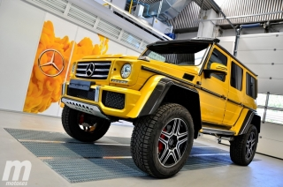 Fotos Mercedes G 500 4×4² - Foto 2