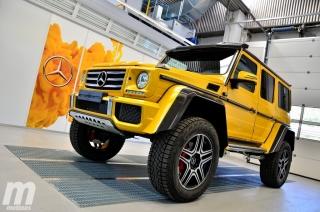 Fotos Mercedes G 500 4×4² - Foto 2