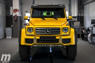 Fotos Mercedes G 500 4×4² - Foto 5