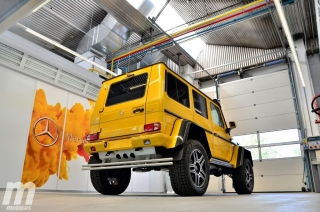Fotos Mercedes G 500 4×4² - Foto 6