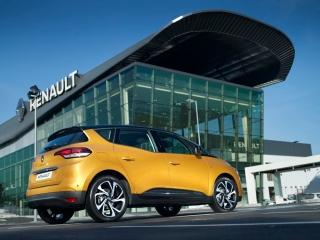Fotografías nuevo Renault Scénic