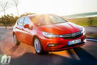 Fotos Opel Astra 2016 - Foto 1