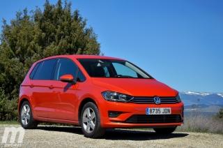 Fotos prueba Volkswagen Golf Sportsvan 1.6 TDI DSG - Foto 1