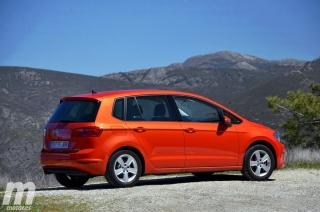 Fotos prueba Volkswagen Golf Sportsvan 1.6 TDI DSG - Foto 2