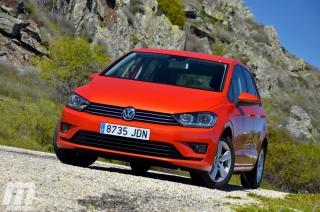 Fotos prueba Volkswagen Golf Sportsvan 1.6 TDI DSG - Foto 3
