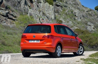 Fotos prueba Volkswagen Golf Sportsvan 1.6 TDI DSG - Foto 4