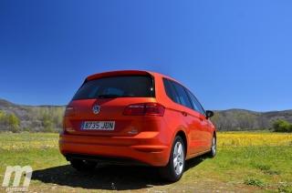 Fotos prueba Volkswagen Golf Sportsvan 1.6 TDI DSG - Foto 6
