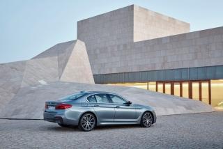 Galería BMW Serie 5 2017 - Foto 4