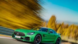 Galería Mercedes-AMG GT R - Foto 2