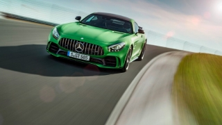 Galería Mercedes-AMG GT R - Foto 3