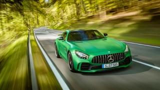 Galería Mercedes-AMG GT R - Foto 5
