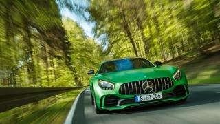 Galería Mercedes-AMG GT R - Foto 6