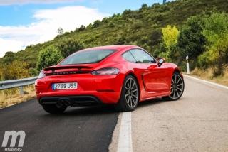 Galería Porsche 718 Cayman - Foto 1