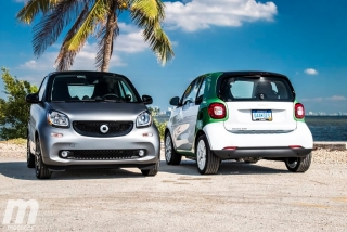 Galería Smart Fortwo Electric Drive - Foto 1