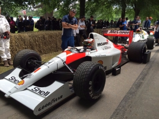 Goodwood Festival of Speed 2016 - Foto 3