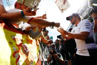 GP España 2016: las mejores fotos