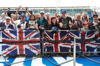 GP Gran Bretaña 2016: las mejores fotos