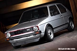 Historia Volkswagen Golf GTI - Foto 1
