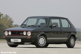 Historia Volkswagen Golf GTI - Foto 3