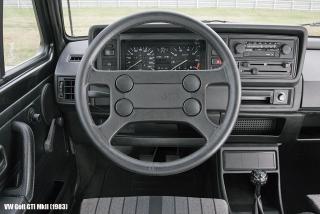 Historia Volkswagen Golf GTI - Foto 4