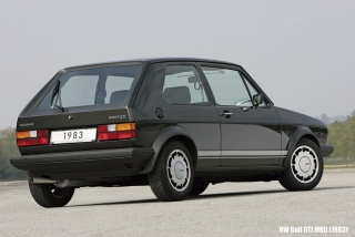 Historia Volkswagen Golf GTI - Foto 5
