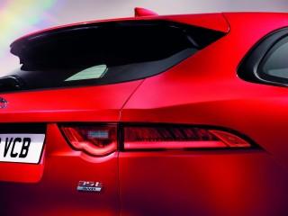 Fotos Jaguar F-Pace - Foto 5
