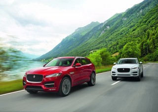 Fotos Jaguar F-Pace - Foto 3