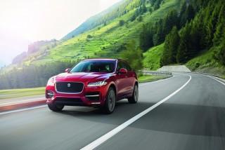 Fotos Jaguar F-Pace - Foto 1