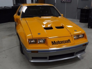 McLaren M81 Ford Mustang Prototipo #001