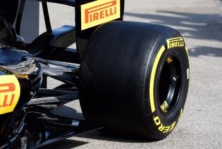 Neumáticos Pirelli F1 2017 - Foto 2