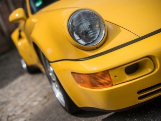 Porsche 911 Turbo S Lightweight (964) de 1993 - Foto 2