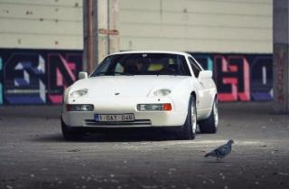 Porsche 928 CS Prototype 1987 ex Derek Bell