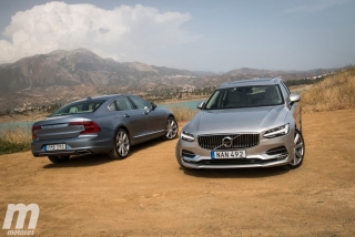 Presentación Volvo S90 y V90 - Foto 1
