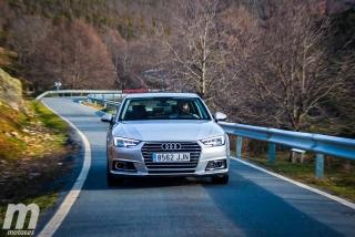 Prueba Audi A4