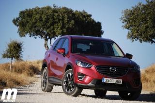 Prueba Mazda CX-5 2.0G 2015 - Foto 1