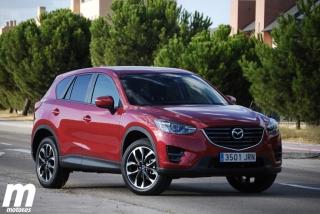Prueba Mazda CX-5 2.0G 2015 - Foto 4