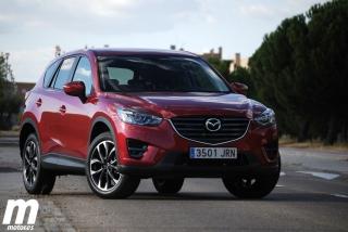 Prueba Mazda CX-5 2.0G 2015 - Foto 5