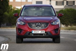 Prueba Mazda CX-5 2.0G 2015 - Foto 6