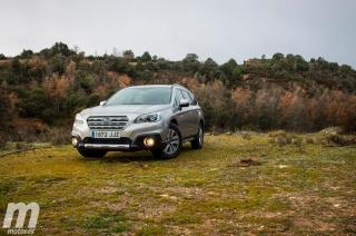 Prueba Subaru Outback 2.0D Lineartronic - Foto 4