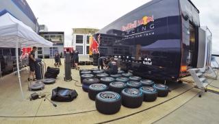 Test Silverstone F1 2016