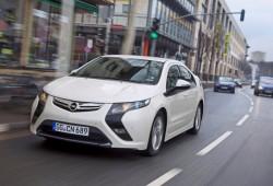 Opel confirma el precio del Ampera.