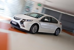 El Opel Ampera recibe el premio EcoBest