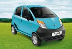 Tata prepara una actualización para el Nano
