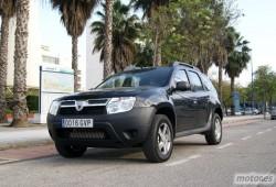 Dacia Duster 1.5dci  4x2 Ambiance. Más por menos.