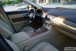 Jaguar XF 3.0D V6 Luxury. Un toque exótico