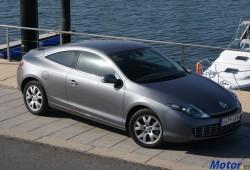 Renault Laguna Coupé 2.0dCi 150cv. Eficiente, elegante y discreto